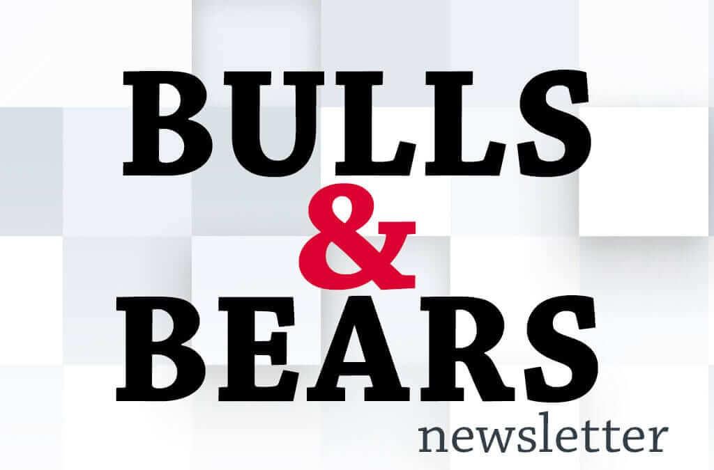 Bulls & Bears Newsletter – December 2018