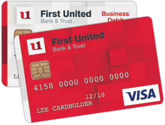 First United Debit Cards